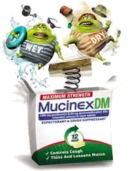 mucinex turn up